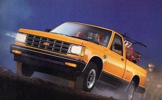 Illustration for article titled GM May Return To Small Truck Market