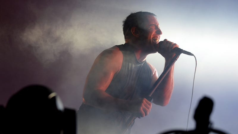 Illustration for article titled Trent Reznor says the next Nine Inch Nails EP is coming by the end of June