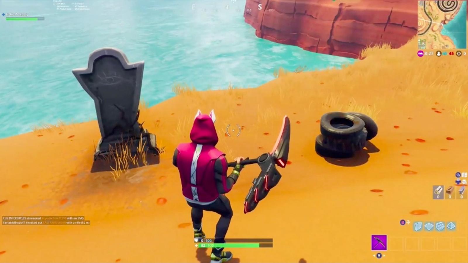Epic Commemorates Failed Fortnite Rescue Attempt In Game