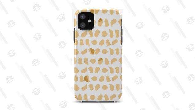 Have You Ever Wanted a Chicken Nugget Phone Case? Now Is Your Chance to Snag One for 40% Off at Society6