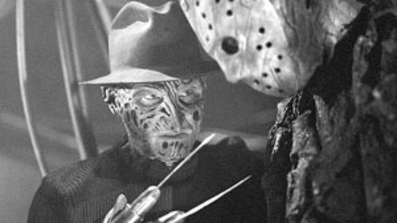 Illustration for article titled Freddy Vs. Jason
