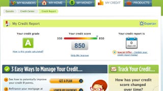 Illustration for article titled Quizzle Gives You a Free Credit Score and Credit Report