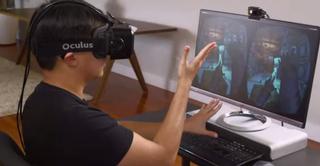 Illustration for article titled La próxima versión de Oculus Rift te dejará ver tus manos