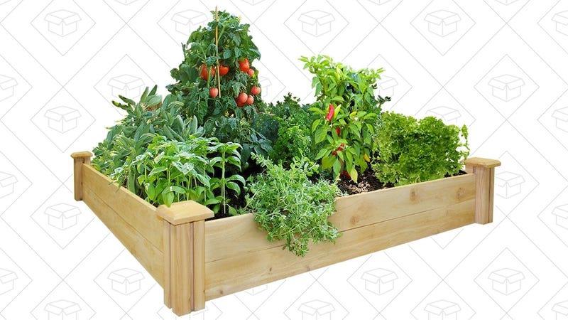 Greenes Fence Raised Garden Bed, $25