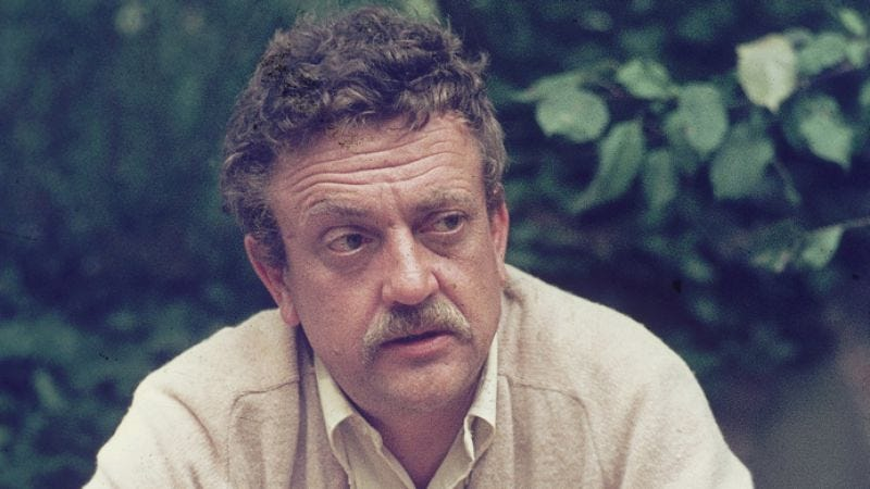 15 things Kurt Vonnegut said better than anyone else ever has or will
