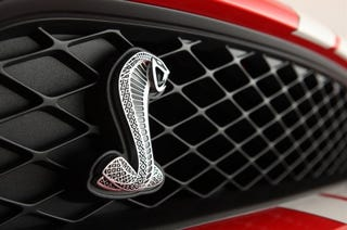 Illustration for article titled 2011 Shelby GT500: A Snake With A 550 HP Aluminum Heart