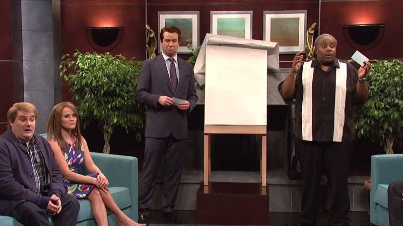 """SNL's """"Picture Perfect"""" sketch"""
