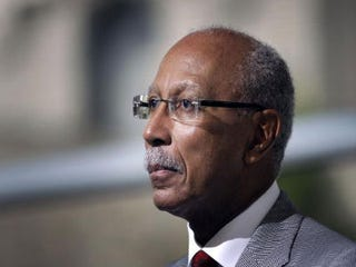 Detroit Mayor Dave Bing (Getty Images)