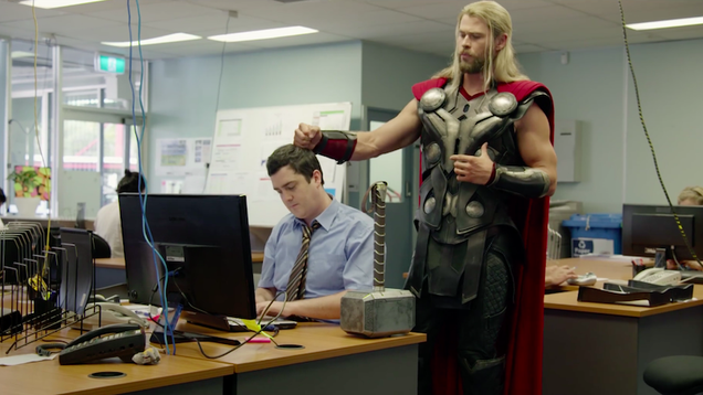 there s finally a reason to buy the doctor strange blu ray and it s thor