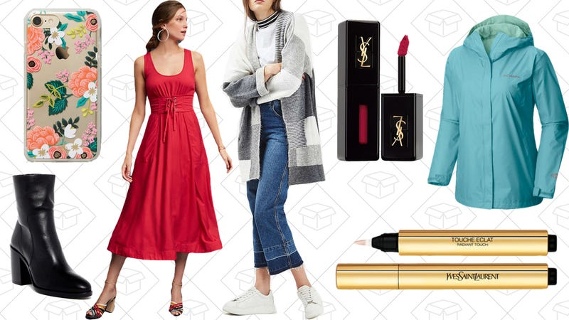 Illustration for article titled Today's Best Lifestyle Deals: Anthropologie, Topshop, Columbia, YSL Beauty, and More