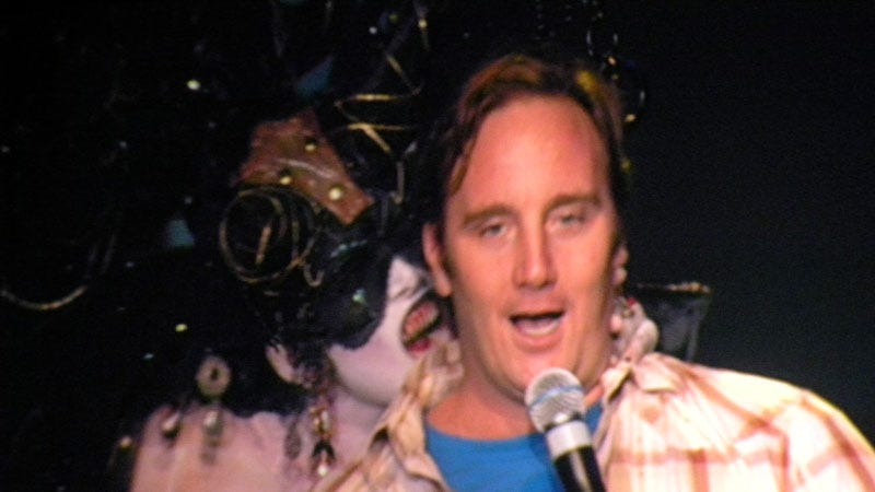 Illustration for article titled BlizzCon Costume Contest: Jay Mohr Craves Blue Elf Sex