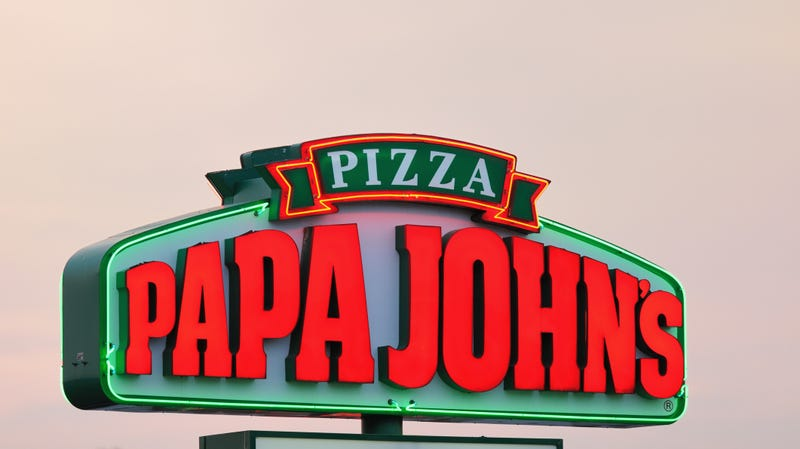 Papa John's newest Shaq-backed innovation is pizza… folded in half