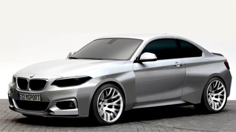 Illustration for article titled The BMW M235i Racing Is Proof That 'M' Still Stands For Something