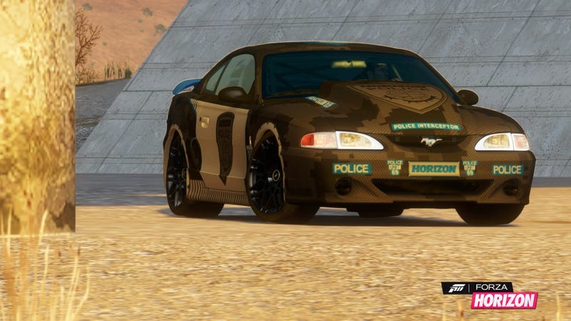 Illustration for article titled Forza Horizon Hex Modding