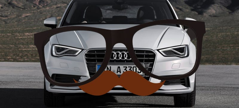 Illustration for article titled The Most Hipster Things At The 2015 Audi A3 Press Junket, Ranked