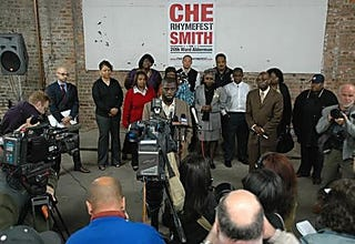"""Che """"RhymeFest"""" Smith announces candidacy"""