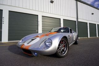 Illustration for article titled Sue Like Hell! Shelby Loses Factory Five, Forum Lawsuit