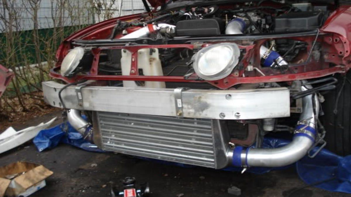 Soarer V8 Mods