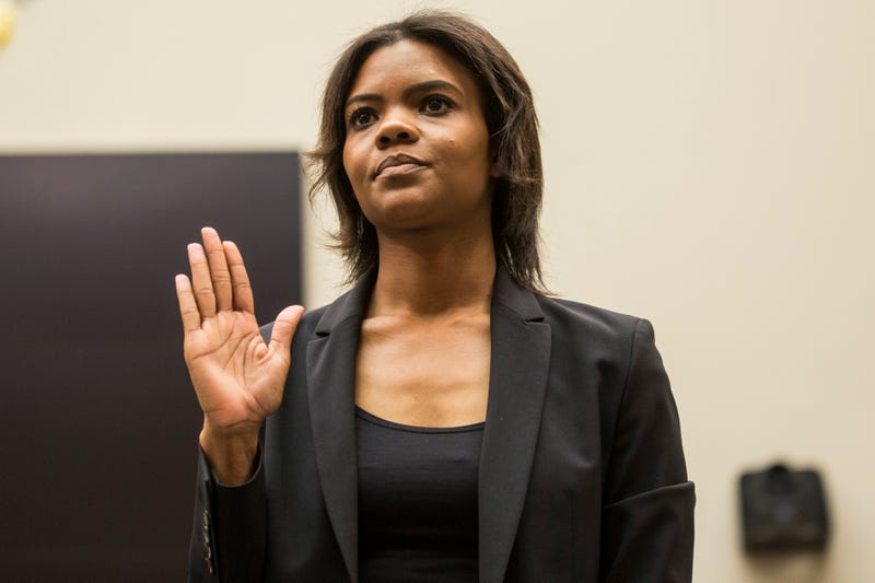 Illustration for article titled Candace Owens Is Racist White America's Black Friend and She Just Told Congress That White Nationalism Isn't a Thing