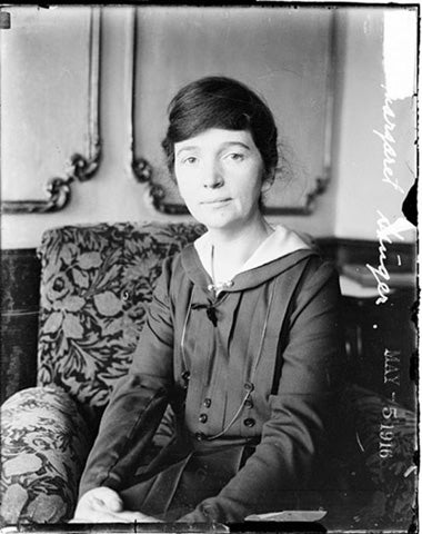 essay over margaret sanger Margaret sanger, birth control and racial betterment, feb 1919  we who  advocate birth control, on the other hand, lay all our emphasis upon stopping not .