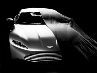 Welcome The Return Of The Classic Bond Car With Aston Martin S Db10
