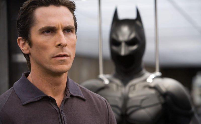 Christian Bale admite haber estado celoso de Affleck por Batman