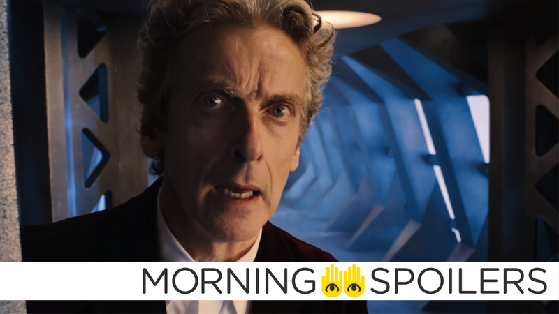 Illustration for article titled Even More Absurd Rumors About Peter Capaldi's Future on Doctor Who