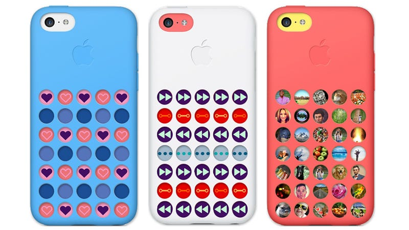 pretty nice 4c1b1 99ce8 A Free App Can Save Your iPhone 5C From Looking Hideous In Its Case