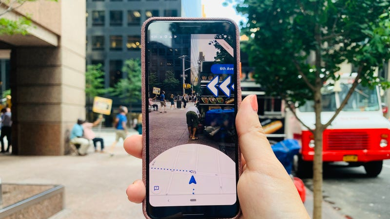 Your Google Maps is About to Get an AR-Directions Upgrade ... on software upgrade, netflix upgrade, chrome for internet explorer upgrade, sap upgrade,