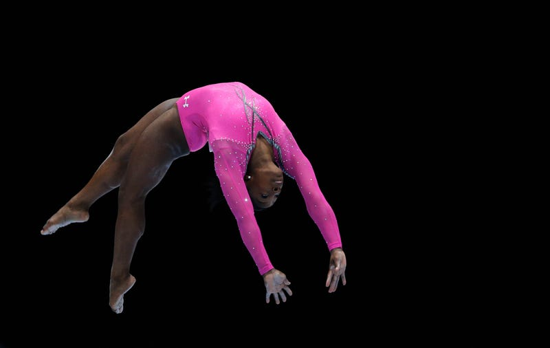 Illustration for article titled Simone Biles Vs. The Racists: Are Black Gymnasts The New Black QBs?
