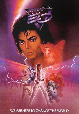 Illustration for article titled Michael Jackson Is Back in Glorious but Slightly Outdated 3D