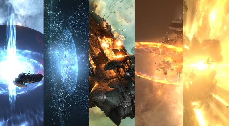Illustration for article titled Newly Free EVE Online Aims To Prevent Exploits and Harassment