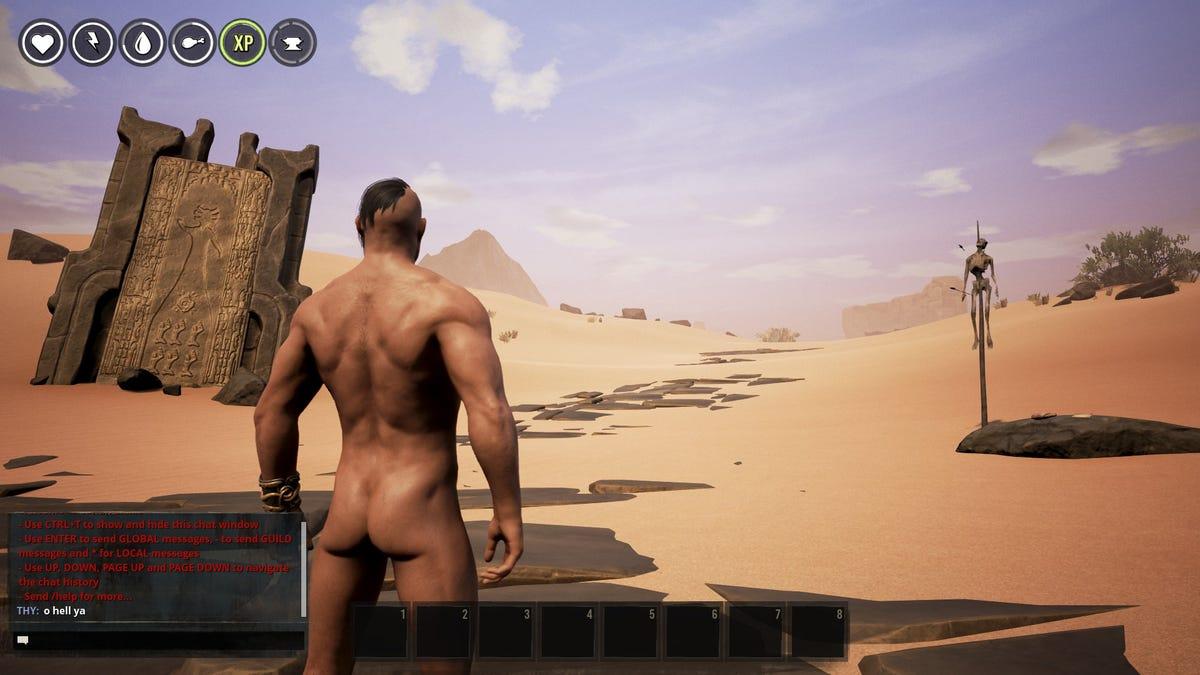 Conan nude patch