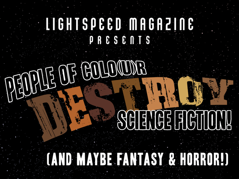 This Essay On Being The Only Black Person At A Science Fiction Event   Magazine Has Published Its Ultrasuccessful Issues Featuring Stories By  Women And Queers Who Destroyed Genres Like Fantasy And Science Fiction