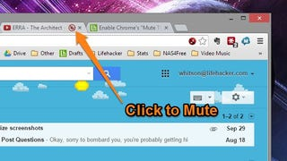 """Illustration for article titled Enable Chrome's """"Mute This Tab"""" Shortcut in the Dev Channel"""