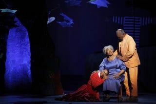 "A scene from ""Treemonisha,"" a Scott Joplin opera (Joel Saget/AFP/Getty Images)"