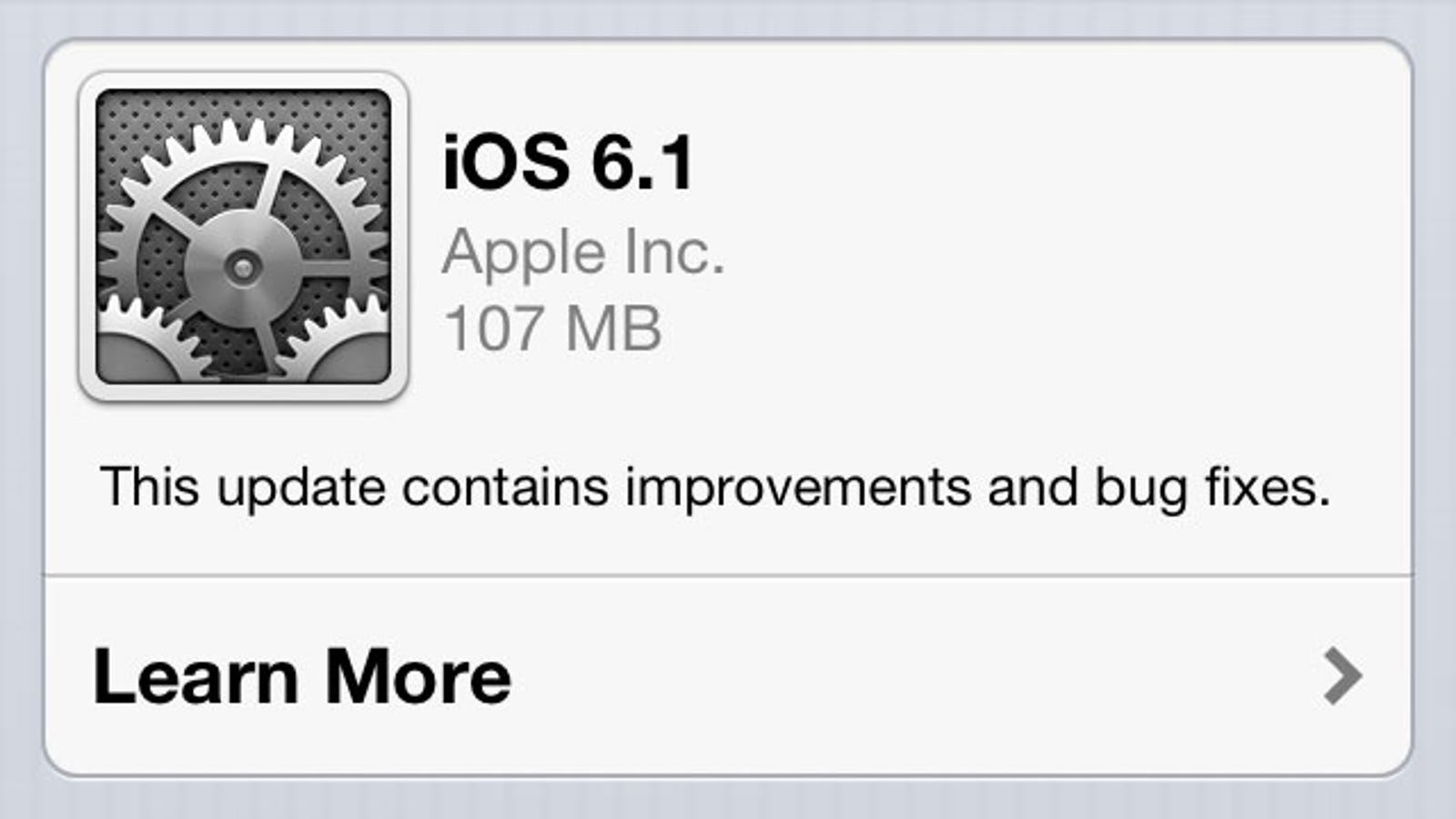 What devices will run iOS 6