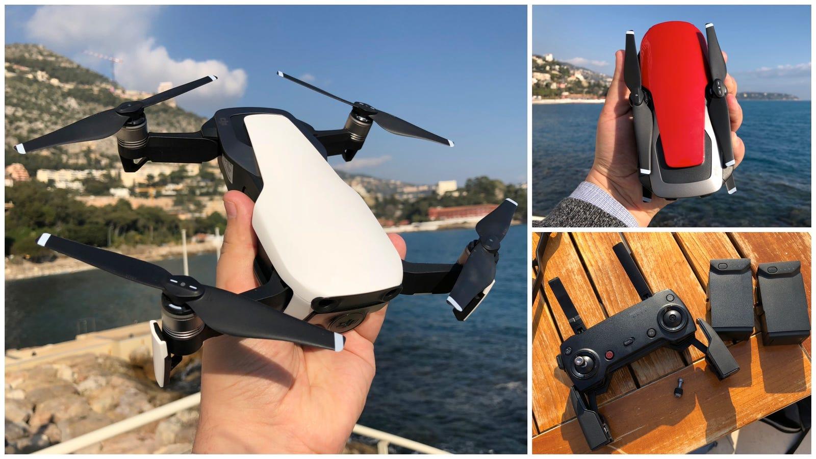 Probamos el DJI Mavic Air: este es el dron que estabas esperando