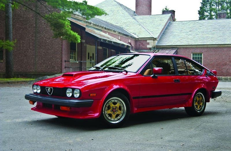 1988 alfa romeo milano for sale 10