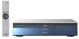 Illustration for article titled Sony BDP-S1 Reviewed (Verdict: Great Picture Quality, Weird Format Support)