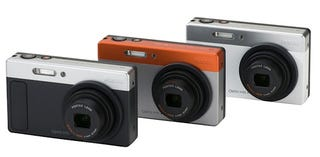 Illustration for article titled Pentax's Trio O' Cameras Features Something For Everyone: Specs, Style, and Cheapness