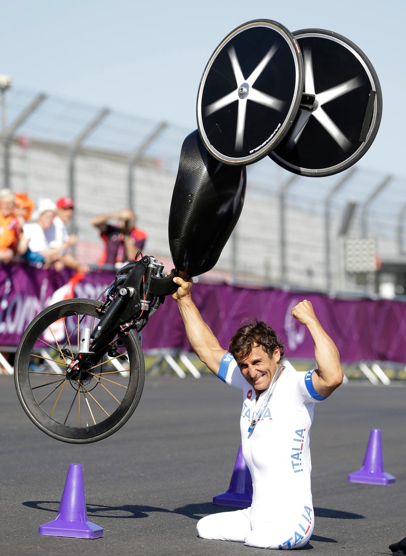 Illustration for article titled Photos From The Paralympics Just Won't Stop Inspiring The Shit Out Of You