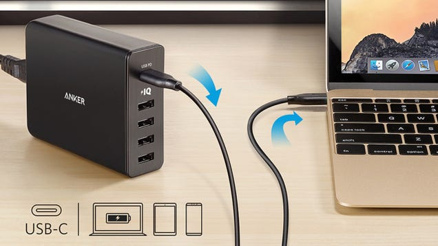 Save $7 on Anker's Scary-Powerful USB-C Charging Hub