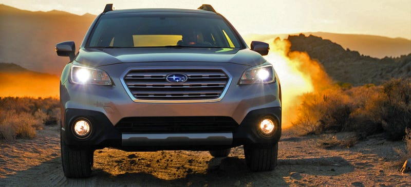 Why The 2015 Subaru Outback Is The Lamest Car You'll Ever Love