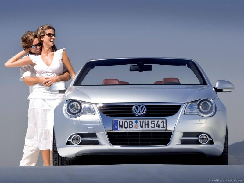 Illustration for article titled You Really Want A VW EOS But You Just Don't Know It Yet