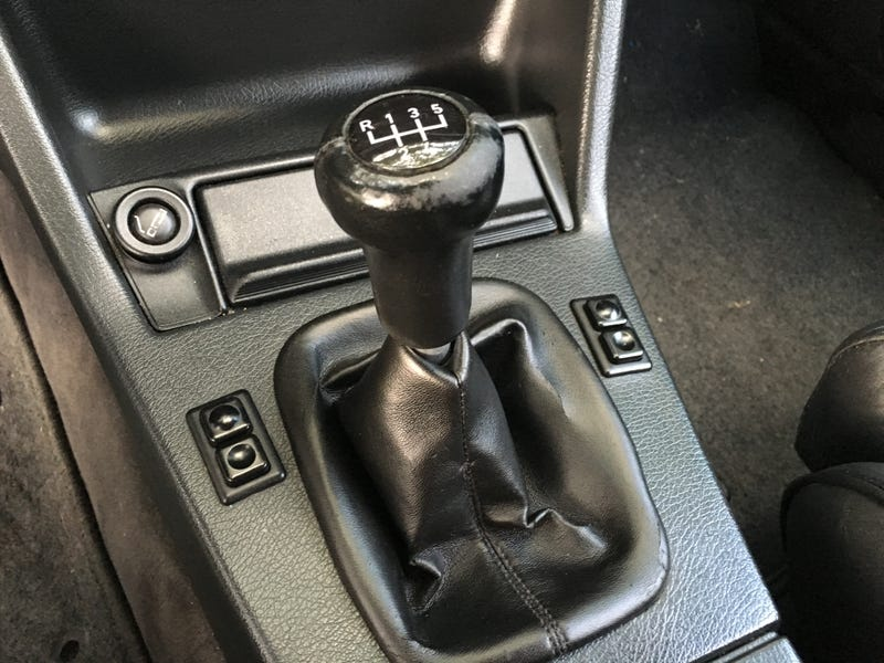 The Correct Location For Reverse On A Manual Gearbox