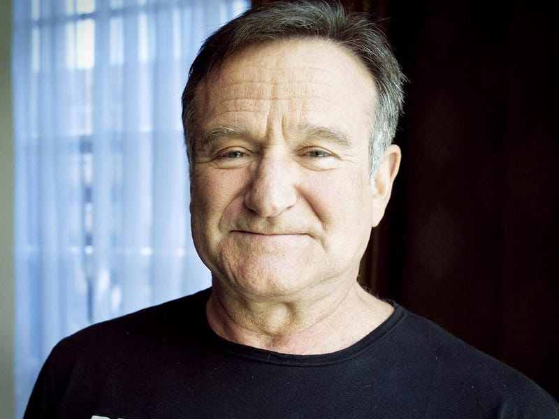 Illustration for article titled Robin William's death got me thinking