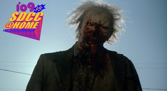Syfy s Day of the Dead Gives SDCC 2021 a First Look at TV s Newest Zombie Tale