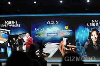 Illustration for article titled Why Is There a Nook in Steve Ballmer's CES Keynote?