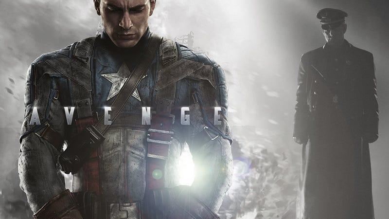 Illustration for article titled Captain America: The First Avenger